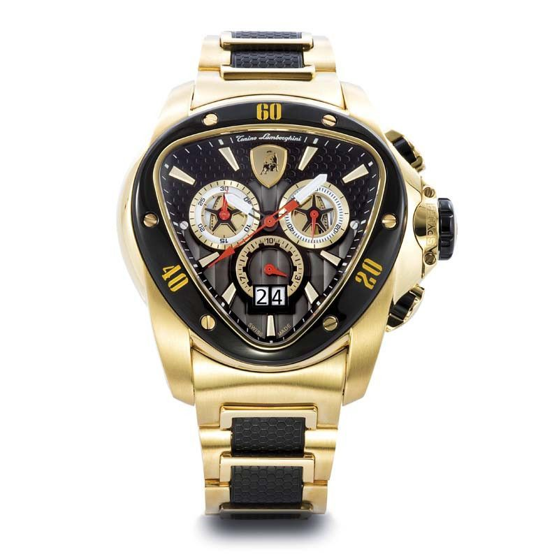 e50f165a7a7 Tonino Lamborghini Watches Spyder Chronograph 1100 1119 from Tonino  Lamborghini Mobile Official Store -  2