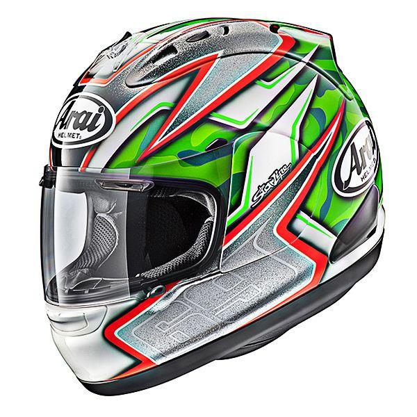 Capacete Arai RX-7 GP Nicky Pro ab033c44d3d
