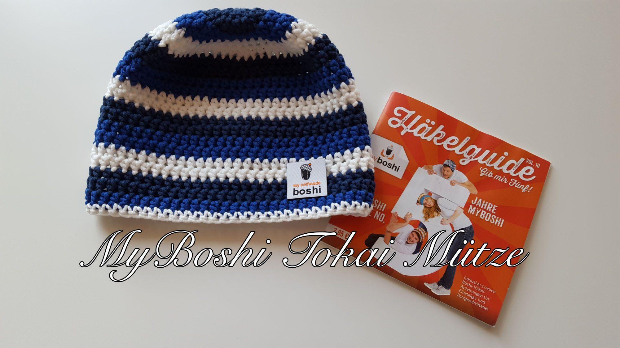 Mütze Häkeln Für Anfänger Myboshi Tokai Mütze Häkelanleitung Baby