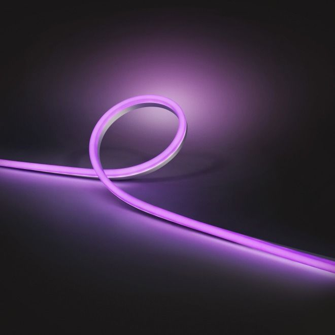 Philips Hue Outdoor Led Lightstrip White And Color Ambiance 2m