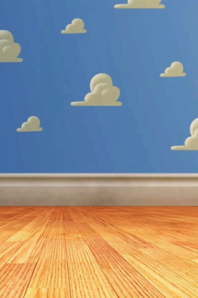 Toy Story Wallpaper If I Have A Son You Better Believe Am Putting This In His Room