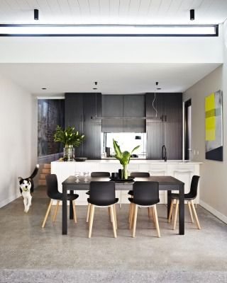 The Bjursta dining table is from Ikea Want Pinterest Room