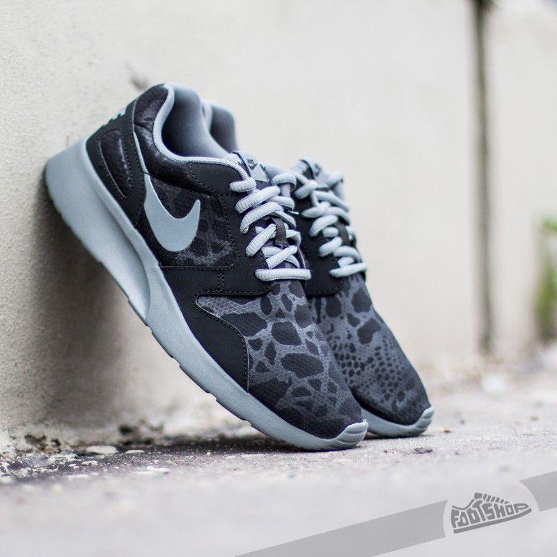 Nike Wmns Kaishi Print Black/ Cool Grey · Sneakers Nike