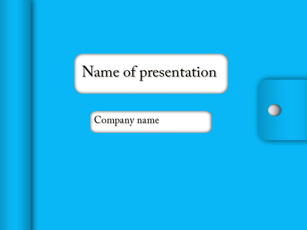 notebook powerpoint template powerpoint templates in 2018