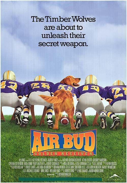 Air Bud Golden Receiver Air Bud Bud Receiver