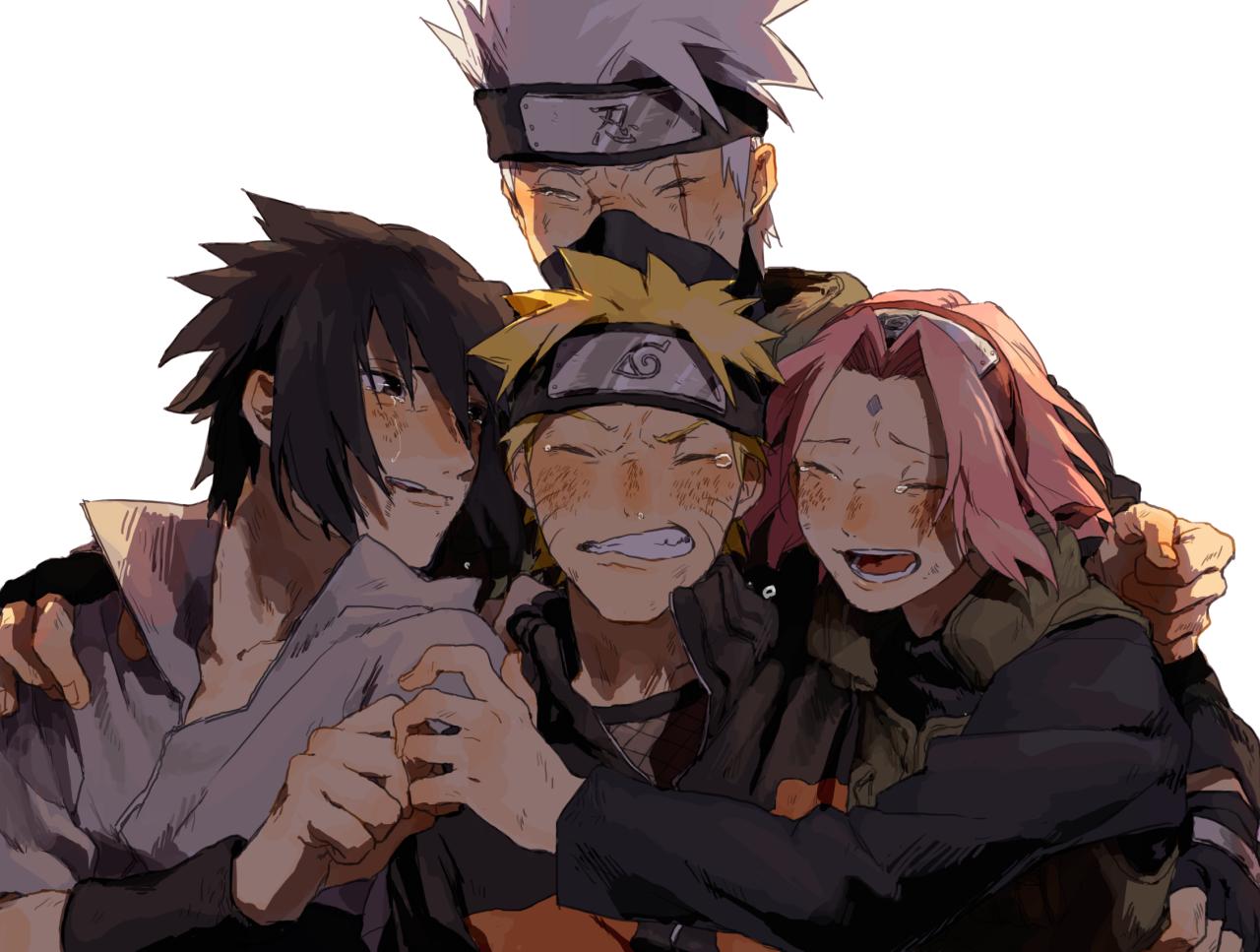 Kakashi y Sakura Buscar con Google Naruto Pinterest
