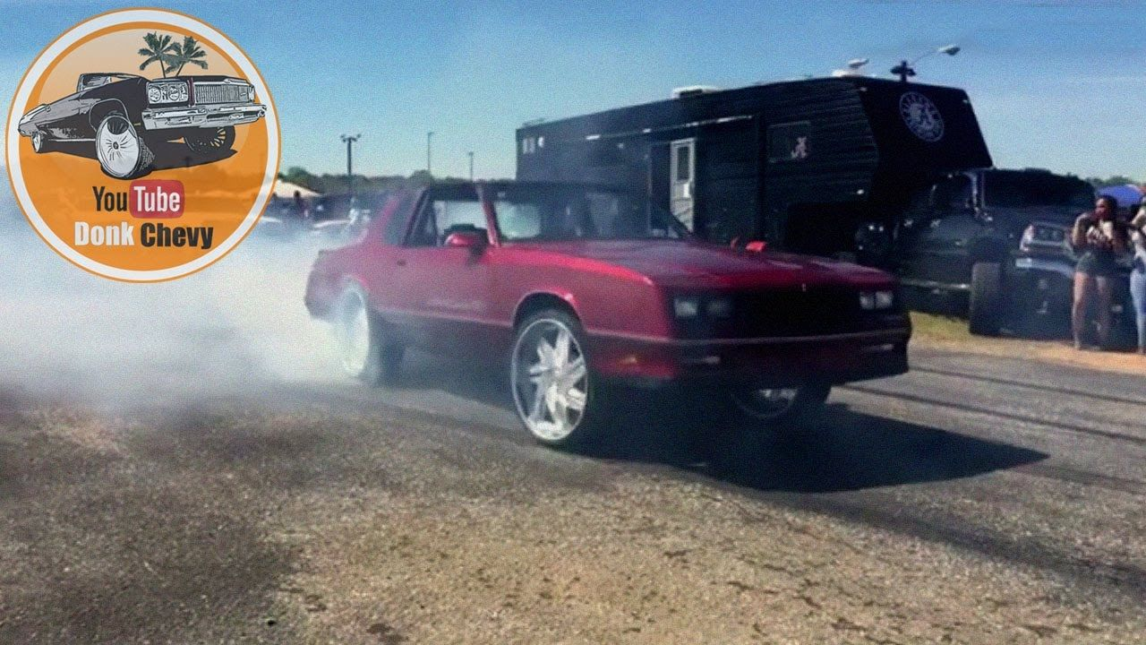 FreakNik Donks Drod Donkplanet Whips Gbody Boxchevy - Donk planet car show