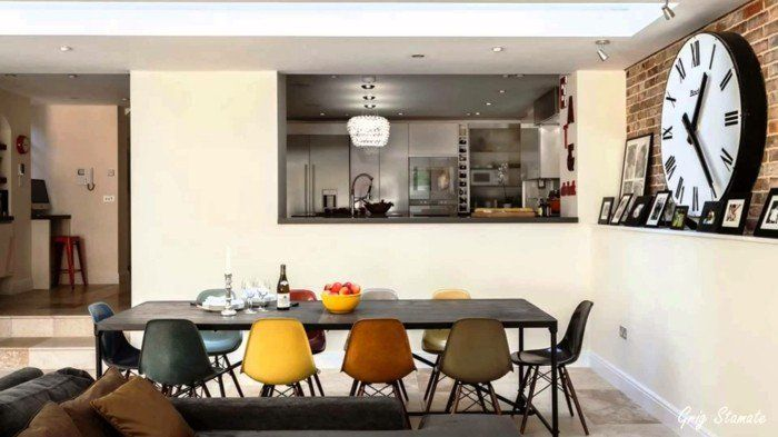 esszimmerstühle wohnideen einrichtungsbeispiele deko ideen, Moderne deko