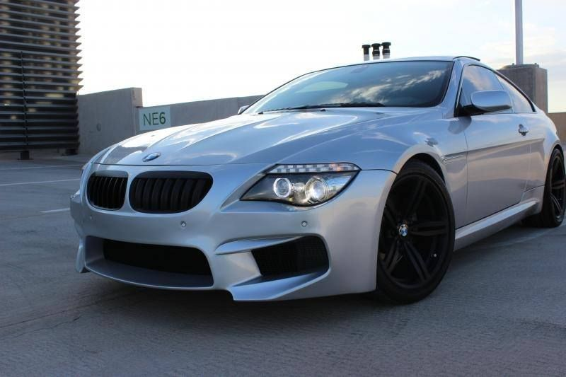 Bmw M6 Body Kit For Bmw 6 Series E63 E64 By Xclusive Customz