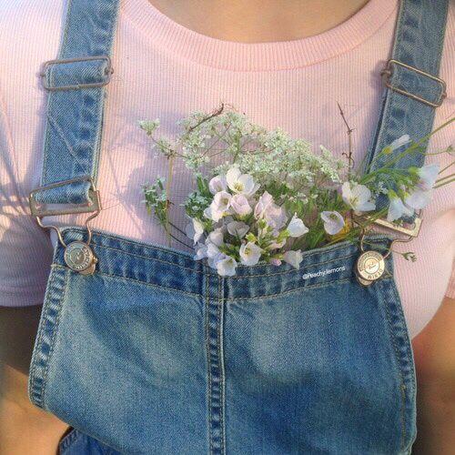 Imagem de flowers, pink, and aesthetic
