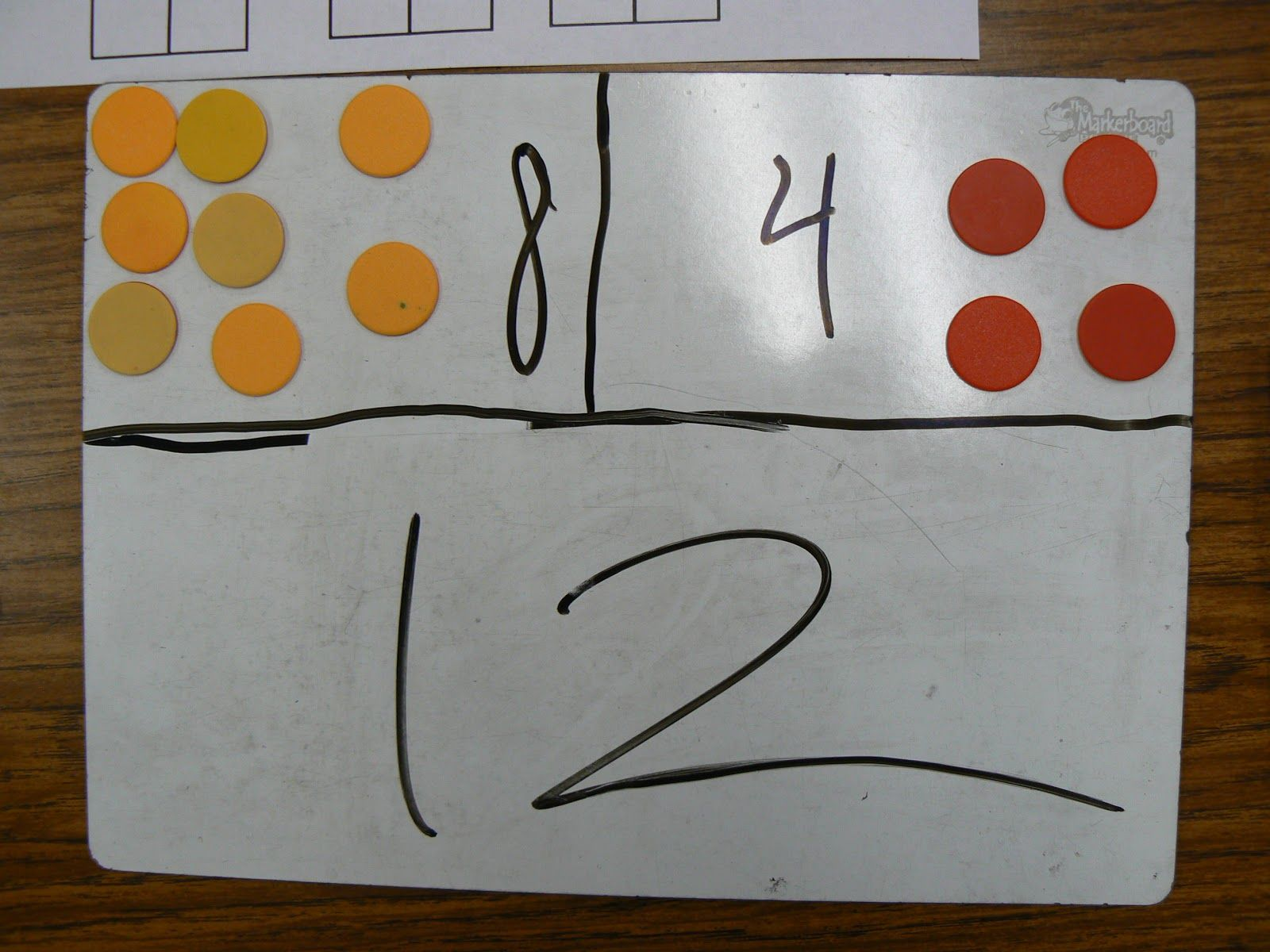 Mrs T S First Grade Class Part Part Whole Practice