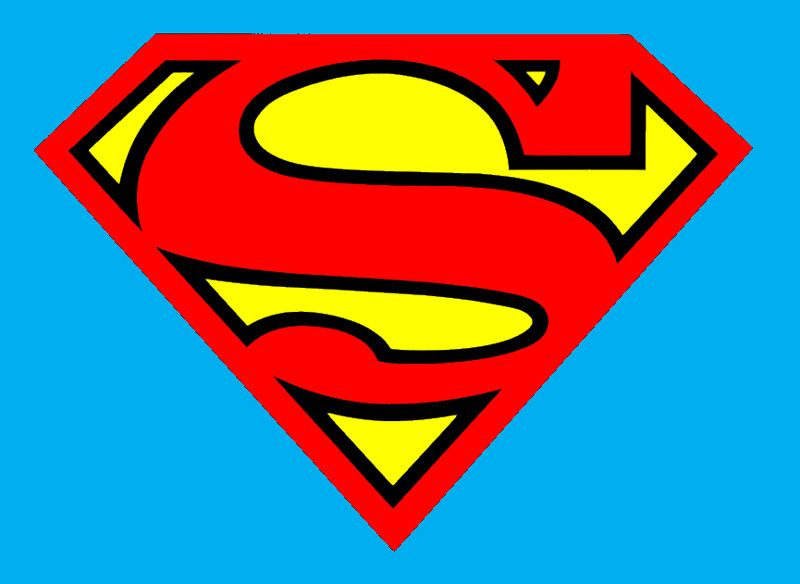 Superman superman en 2018 pinterest superman - Symbole de superman ...