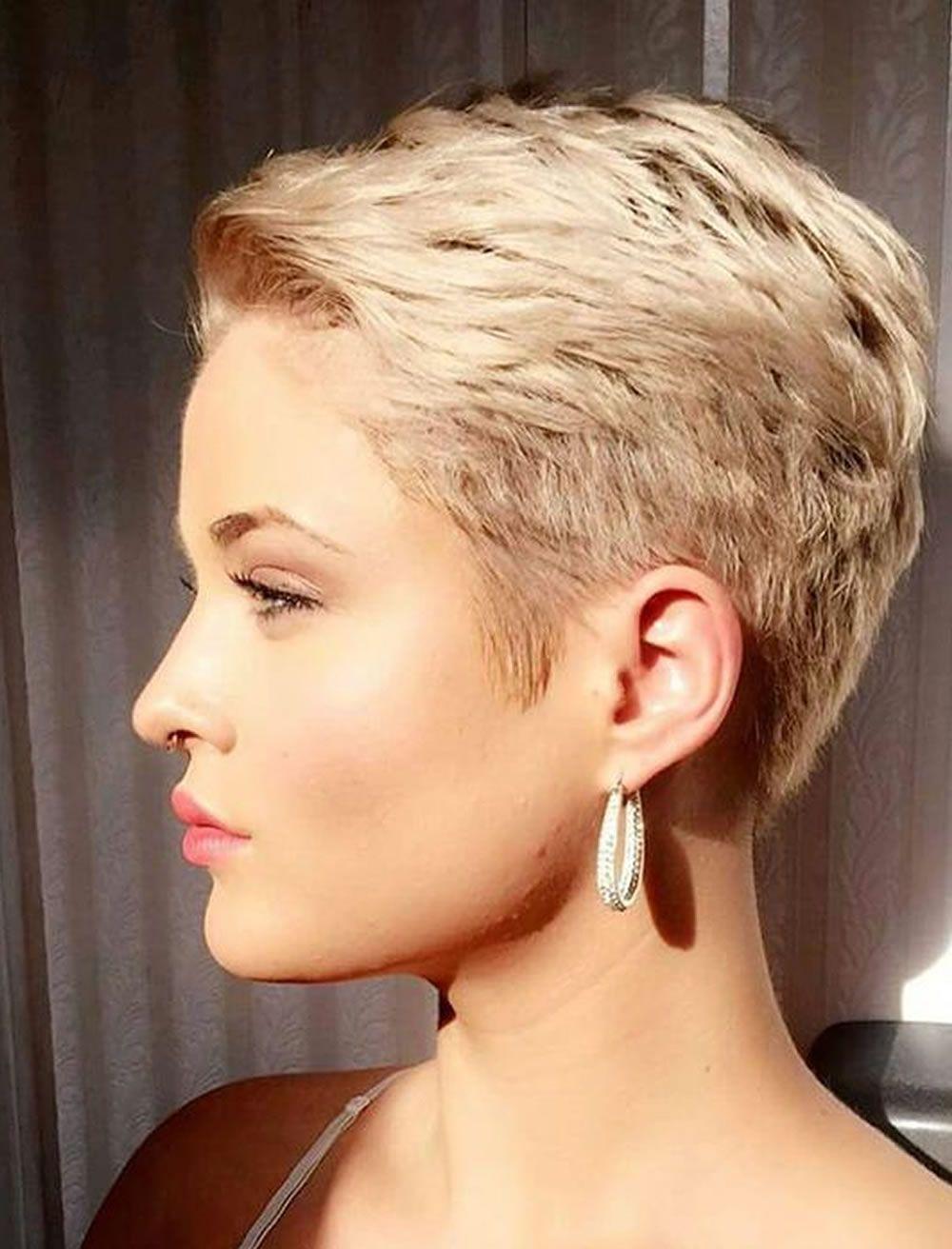 fraulich - frisuren für die frau | short pixie haircuts