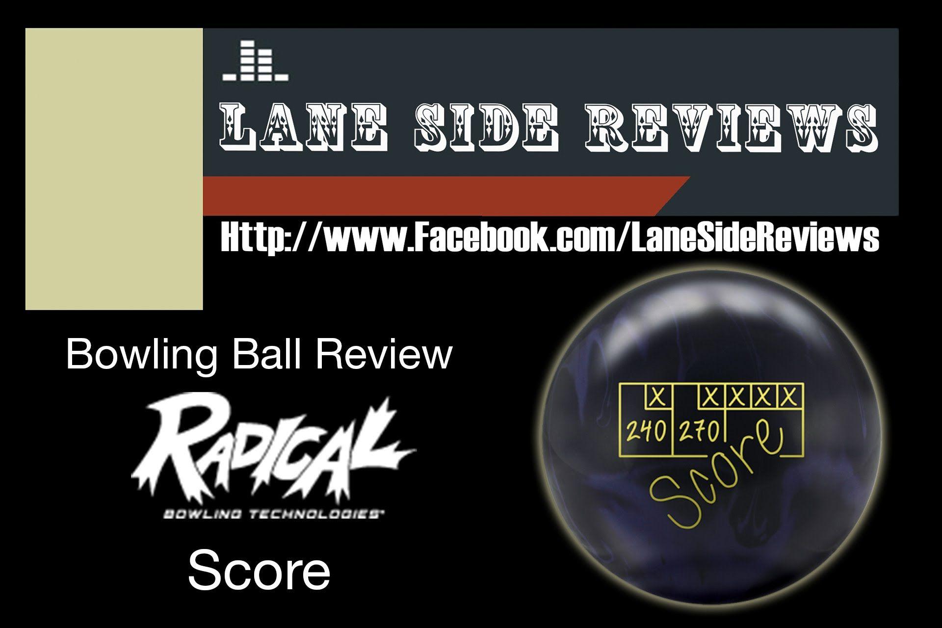 Radical Score by Lane Side Reviews