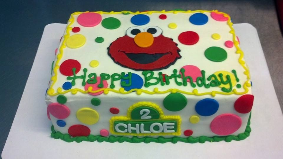 Sensational Elmo Sheet Cake Bake Me Happy Www Bakemehappy Net With Images Personalised Birthday Cards Cominlily Jamesorg