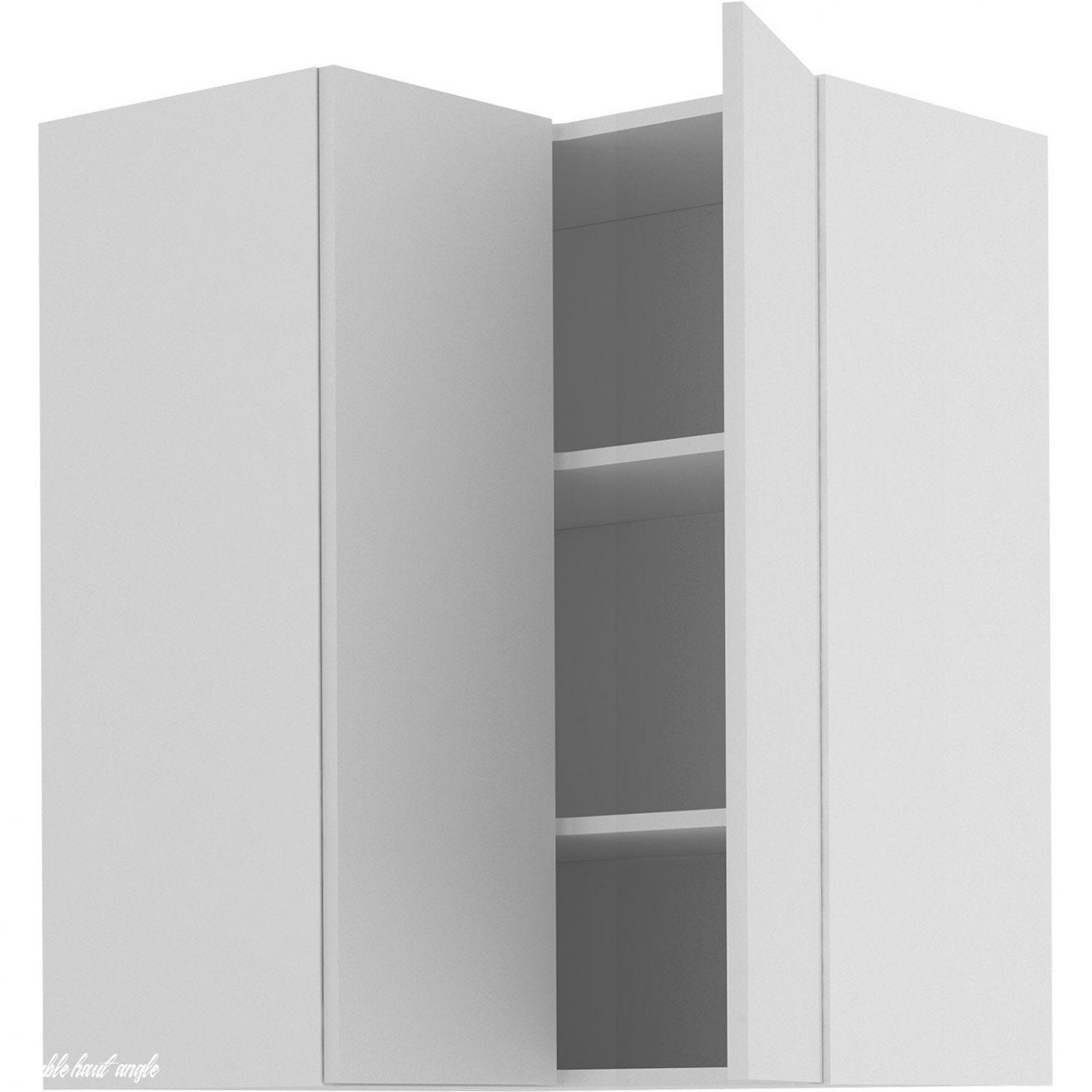7 Meuble Haut Angle in 2020 Locker storage, Storage