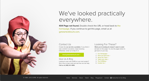 20+ Smart 404 Error Page Designs | UX Good examples | Page design