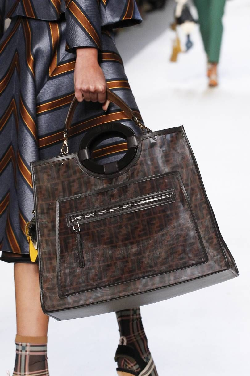 d1a49b7e5c Fendi Spring/Summer 2018 Ready To Wear | Baglicious | Fendi bags ...