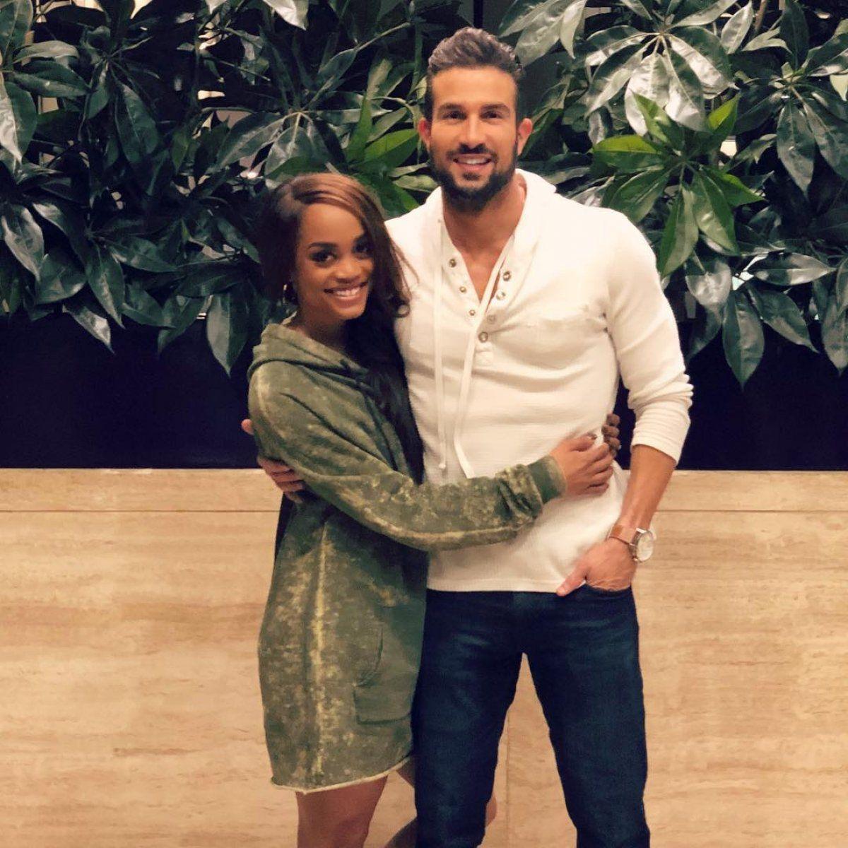Bachelorette Rachel: 'The Bachelorette' Star Rachel Lindsay Talks Bryan Abasolo