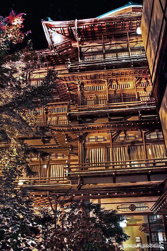 The Wood Palace 風景 美しい場所