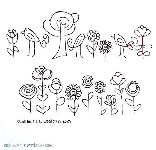Free Embroidery Patterns Pinterest Hand Embroidery Patterns