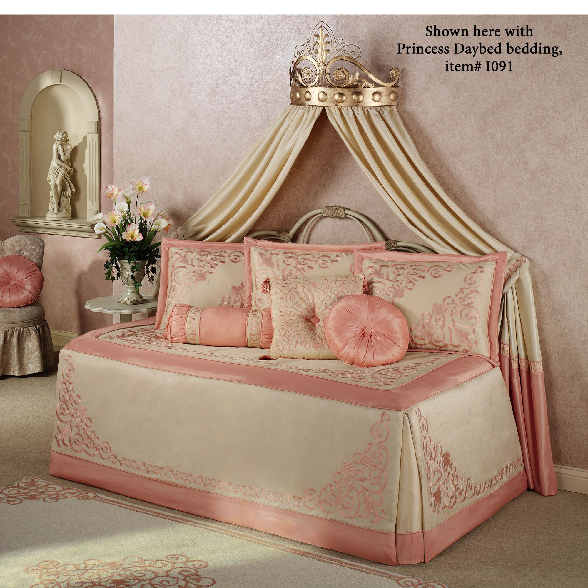 Lamoreaux Wall Teester Bed Crown Part 35