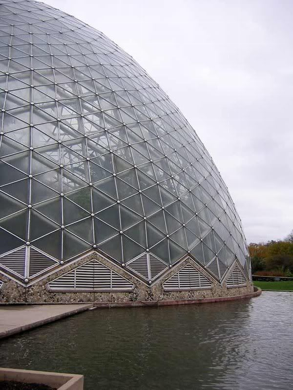 Milwaukee Botanical Garden Domes