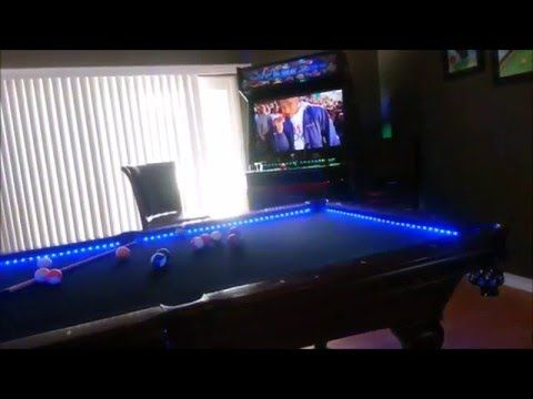 Pool table lights projectdo it yourself pinterest pool table pool table lights solutioingenieria Gallery