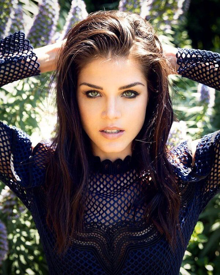 Marie Avgeropoulos on ...