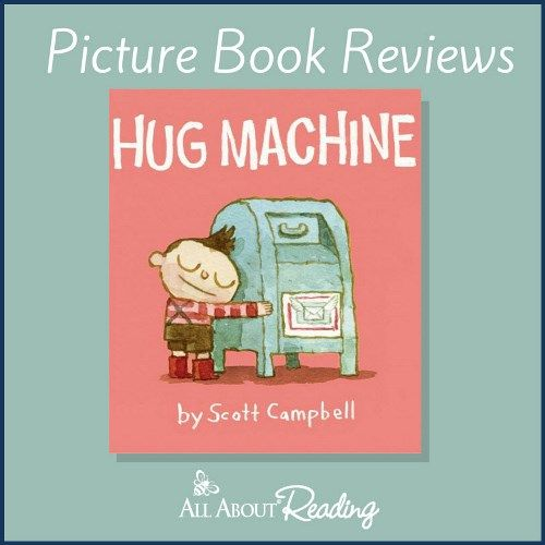 Hug Machine – A Love & #Friendship #PictureBook   All About Learning Press