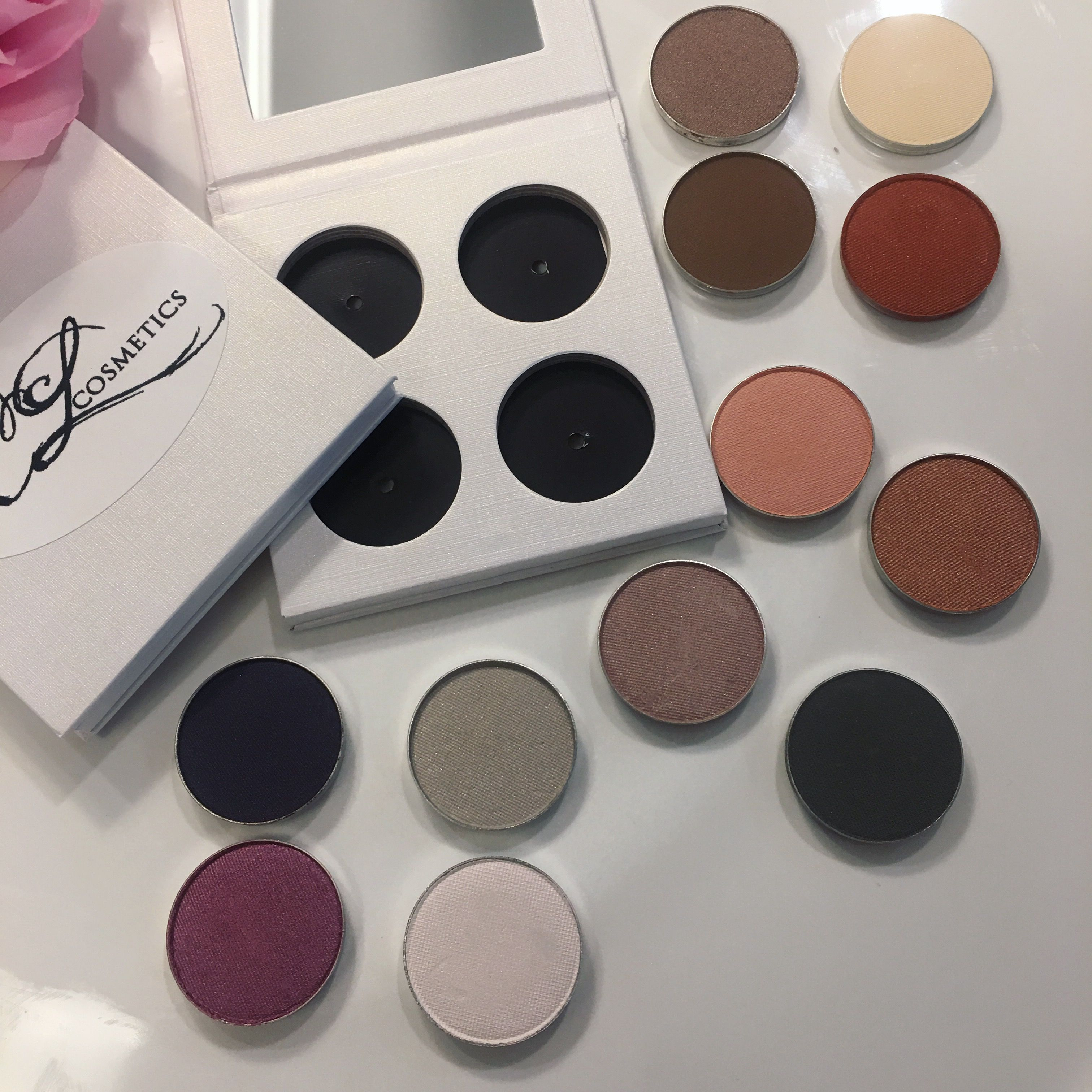Make Your Own Palette Eyeshadow, Palette, Eyeshadow palette