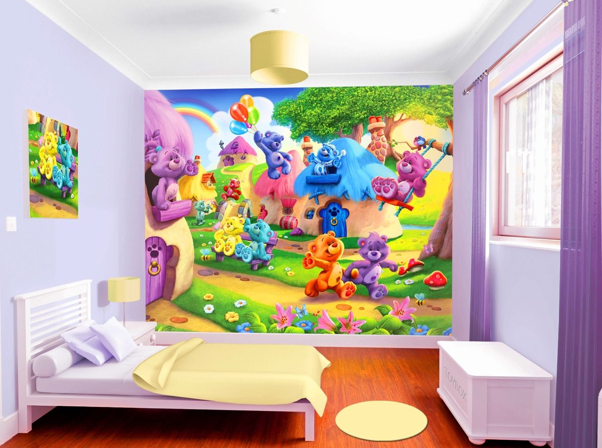 Living Room Design Tool Enchanting Decorate Your Children's Room With Children's Design Wall Murals Review
