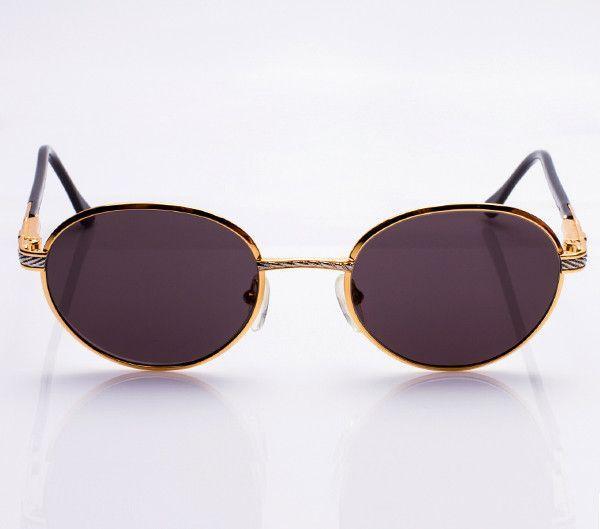 fc970012bd1 Fabolous For Vintage Frames 24kt Gold Sunglasses