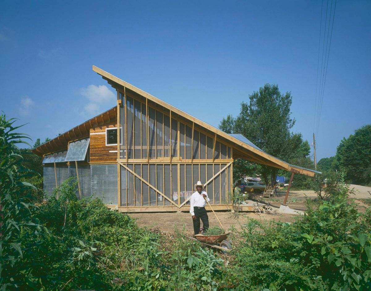 Rural project homes