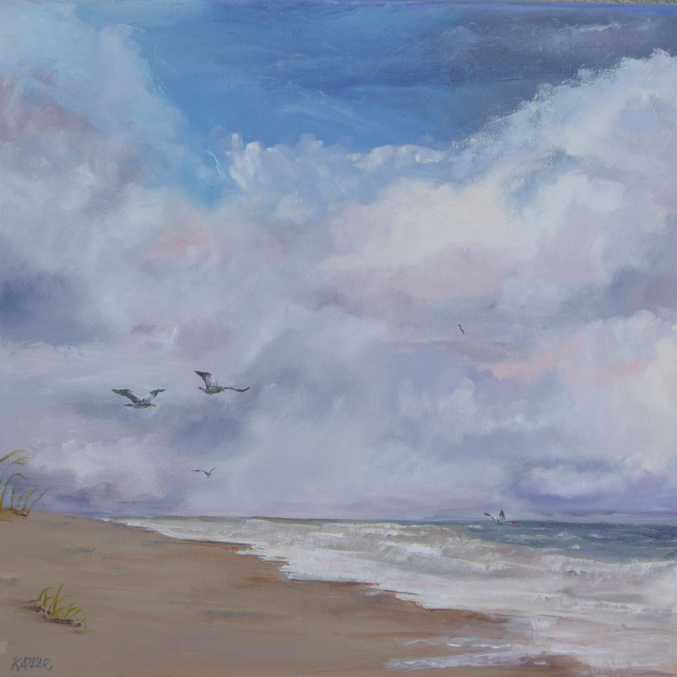 Gulf Coast Beach Paintings Google Search Beach Art Beach