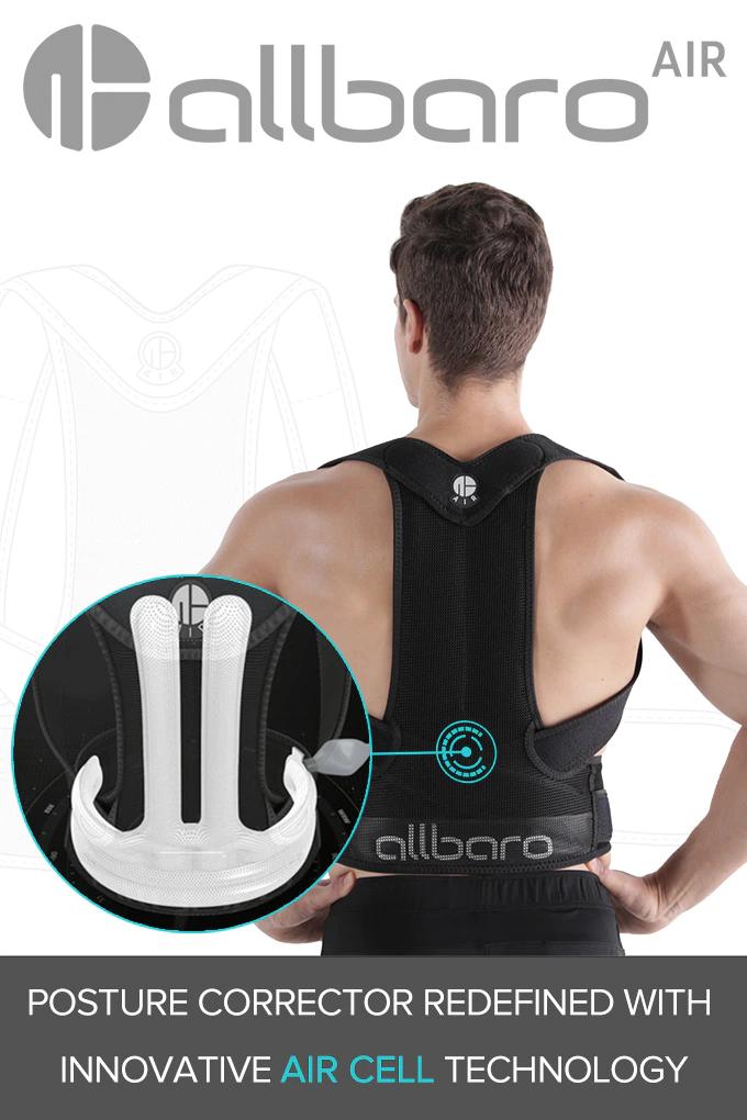 Allbaro Air AirRevolutionize Your Posture by Allbaro Air