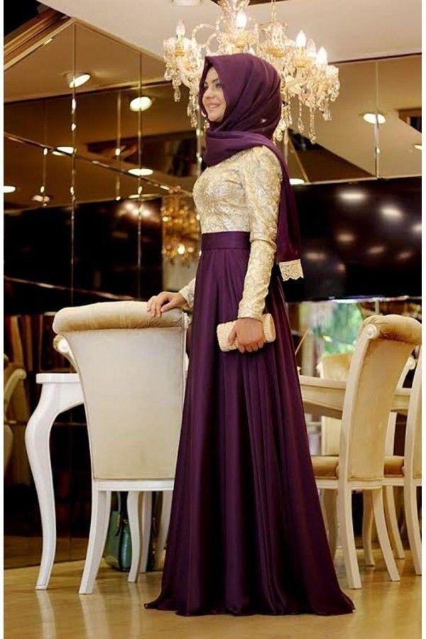 Pınar Şems Hijab Evening Dresses - New Ideas -   12 dress Hijab evening ideas