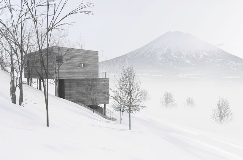L House in Hirafu, Japan  Florian Busch Architects We know what's good for you