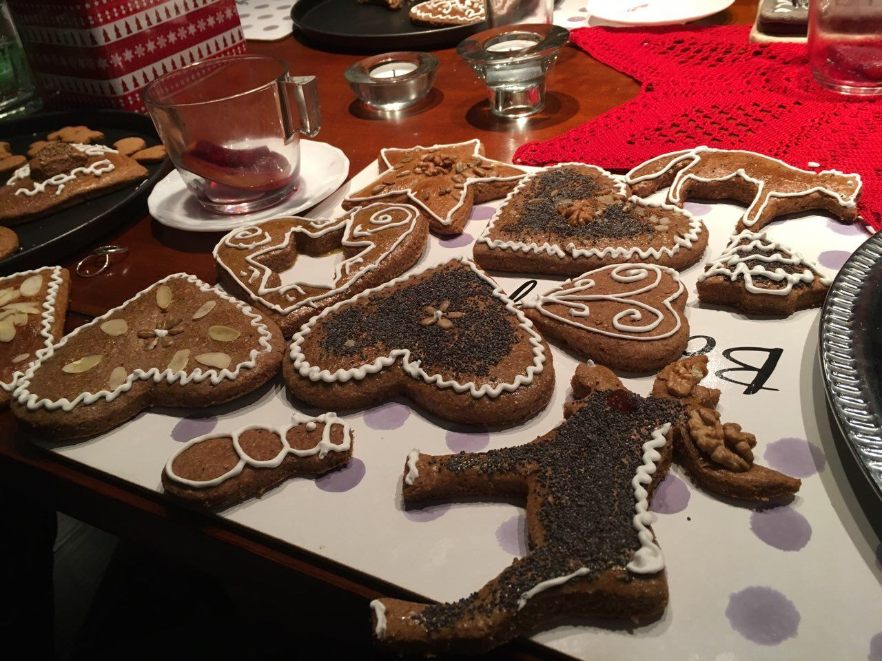 Pin by Dervalics Anita on Ádvent Desserts, Gingerbread