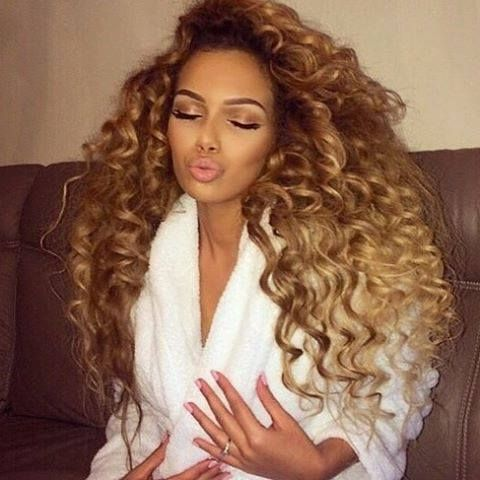 Big hair envy
