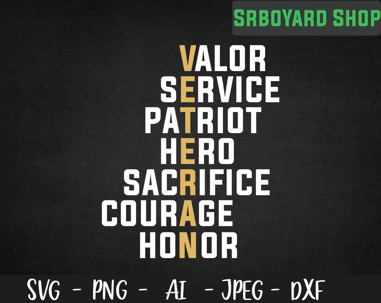 Veteran Svg