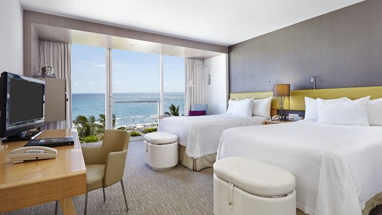 Boca Beach Club, The Waldorf Astoria Collection - Ocaen Vista Double