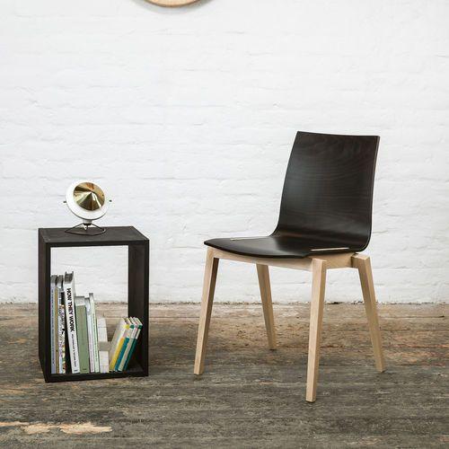 Stuhl / Skandinavisches Design / Aus Buche / Aus Eiche / Aus Sperrholz  STOCKHOLM By Mads