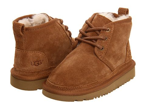 19c6878acf4 UGG Kids Neumel (Toddler) | kids + boy shoes | Boys fashion dress ...