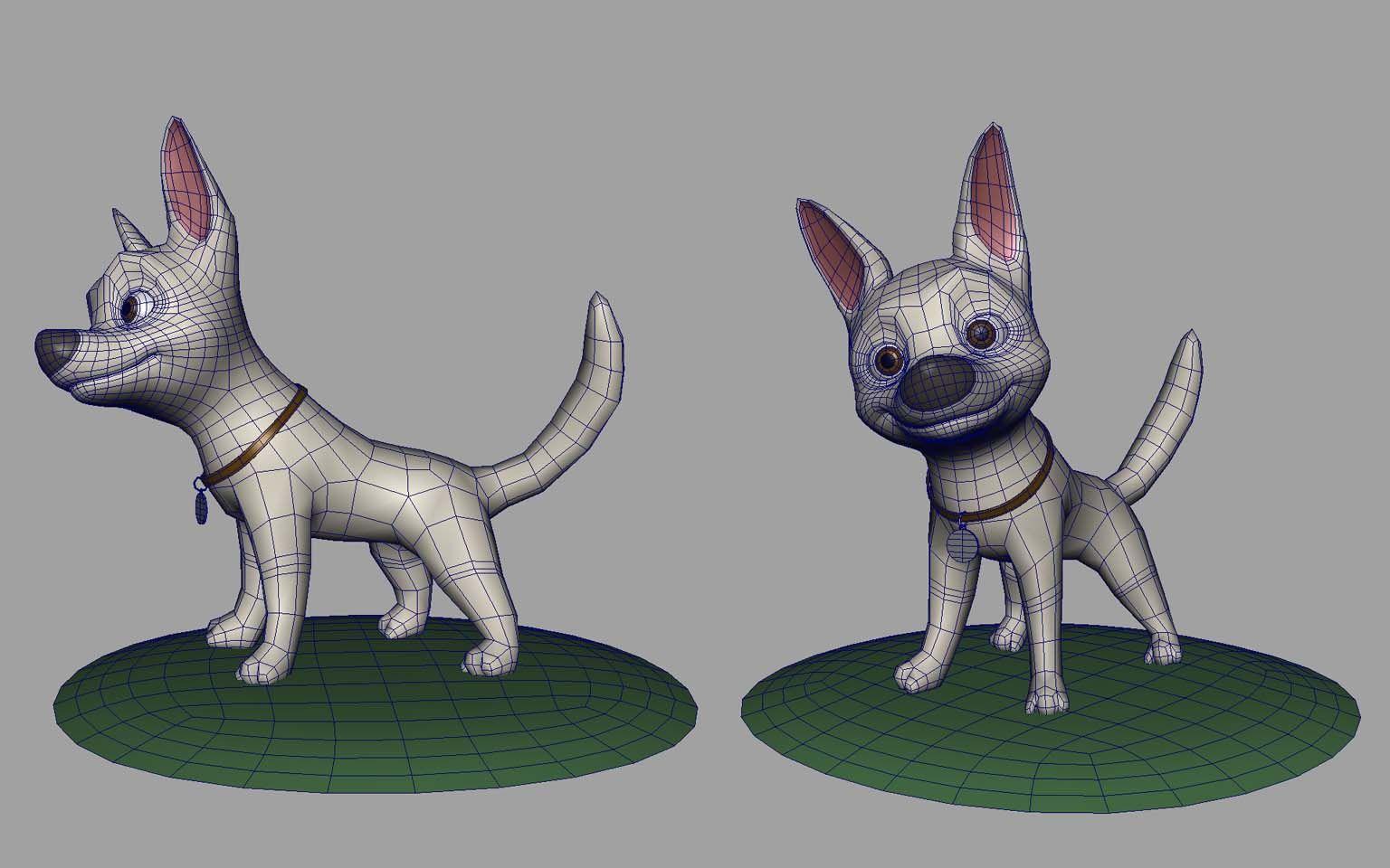 3d Models Disney Google Search Dog Animation Character Design