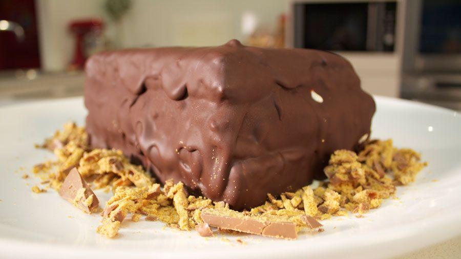 Miguel S Tim Tam Cake Recipe Tim Tam Cake Cake Homemade Cakes