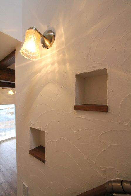 南欧風の家 ナチュレホーム 福井の自然素材デザイン住宅 ナチュレの
