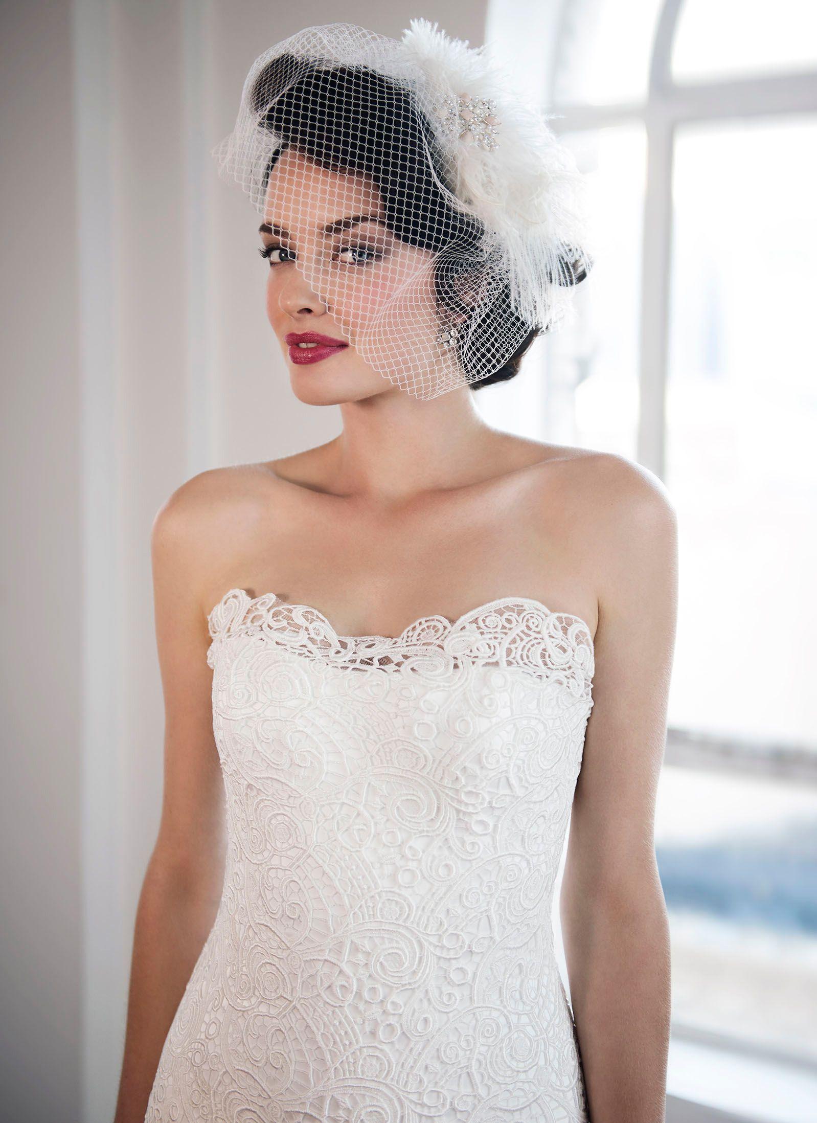 Small Crop Of Crochet Wedding Dress