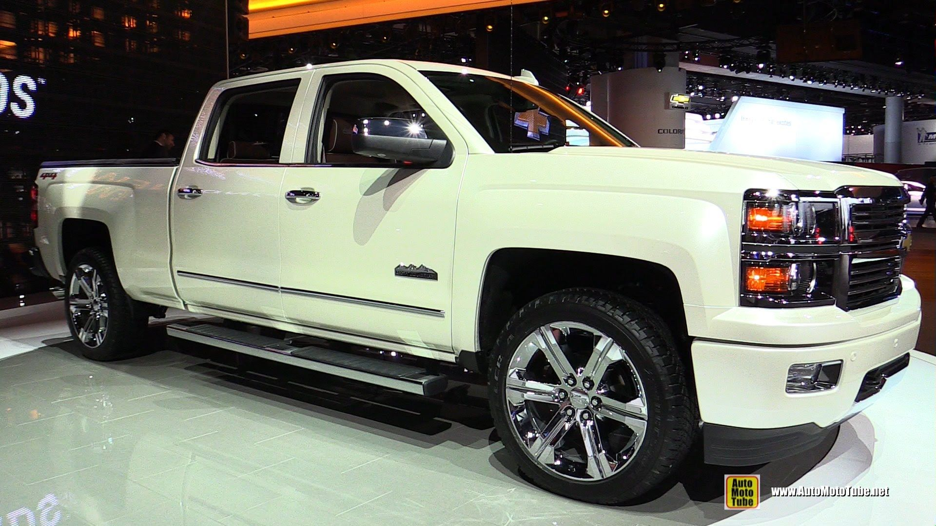 High Country Chevy >> 2015 Chevrolet Silverado High Country Exterior And
