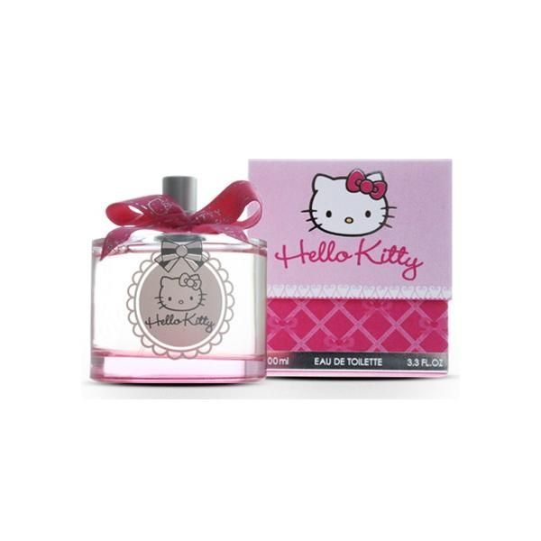 Hello Kitty - Colonia Sin Alcohol -